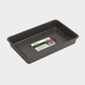 38cm PREMIUM GRAVEL TRAY – BLACK