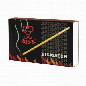BIGMATCH EXTRA LONG SAFETY MATCHES