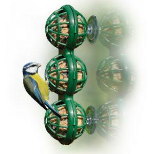 BASKETBALL WINDOW FEEDER – GREEN
