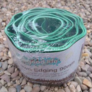 LAWN EDGING  9cm – GREEN