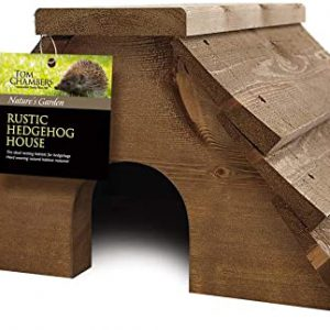 RUSTIC HEDGEHOG HOUSE (FSC)