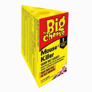 THE BIG CHEESE MOUSE KILLER PK2