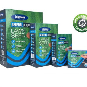 GENERAL PURPOSE 500g JOHNSONS LAWN SEED