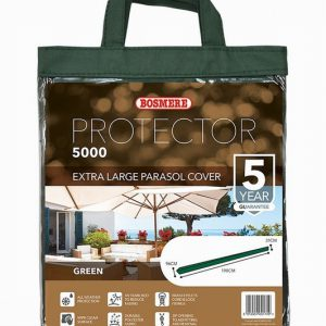 PROTECTOR 5000 EXTRA LARGE PARASOL COVER + ZIP