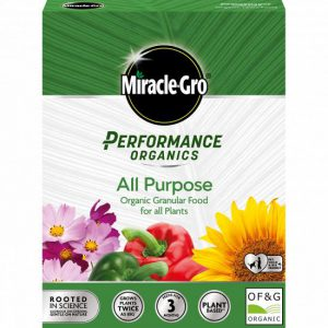MIRACLE GRO PERF ORGANIC ALL PURPOSE PLANT FEED 2kg