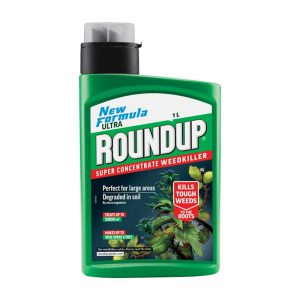 ROUNDUP ULTRA WEEDKILLER 500ml (CONCENTRATE)