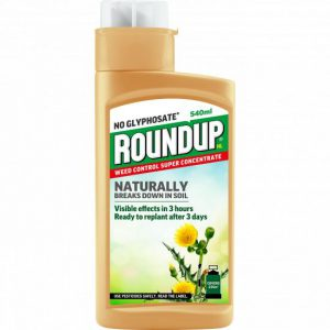 ROUNDUP NATURAL WEED CONCENTRATE 1L