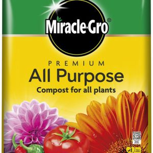 MIRACLE-GRO PREMIUM ALL PURPOSE COMPOST 40 LITRES