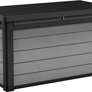 DENALI 100 – 380L DUOTECH GARDEN BOX – BROWNISH GREY