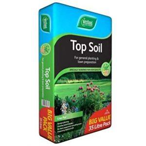 TOP SOIL (BIG VALUE BAG) – 35L