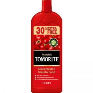 TOMORITE CONCENTRATED 1L+30% FREE (1.3L TOTAL)