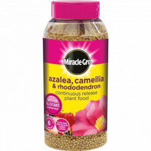 SLOW RELEASE AZALEA, CAMELLIA & RHODODENDRON PLANT FOOD 1KG