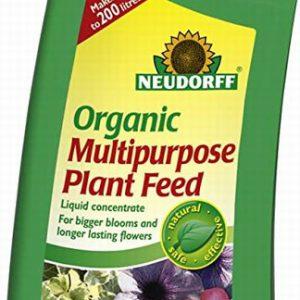 NEUDORFF ORG MULTI-PURPOSE PLANT FEED 1L
