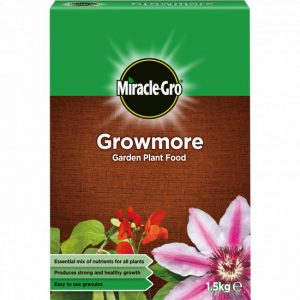 MIRACLE GRO GROWMORE 1.5kg