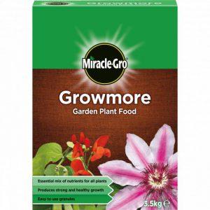 MIRACLE GRO GROWMORE 3.5kg