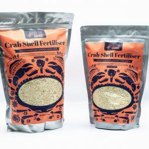 GUERNSEY CRAB SHELL FERTILISER 500g