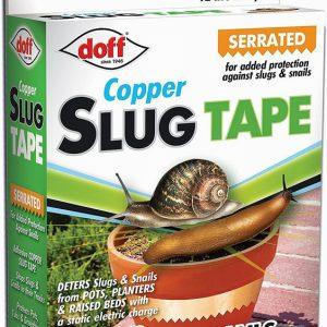 SLUG & SNAIL ADHESIVE COPPER TAPE – 4m