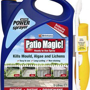 PATIO MAGIC READY TO USE SPRAY 5L