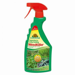 NEUDORFF FAST & LONG LASTING WEEDKILLER 750ML