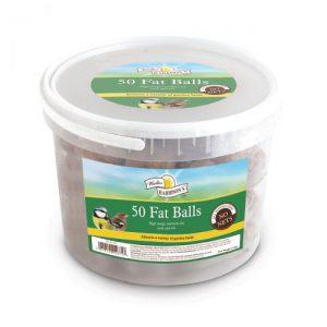 HARRISONS ENERGY BOOST FAT BALLS 50 TUB (NO NETS) 85g