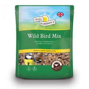 HARRISONS WILD BIRD MIX POUCH 2kg