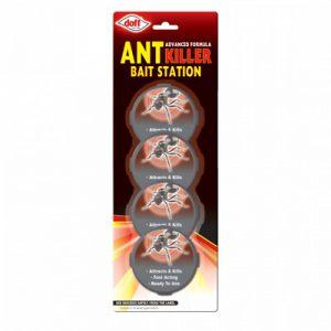 DOFF ANT KILLER BAIT STATION 4 PACK