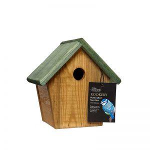 ROOKERY BIRD NEST BOX — (FSC)