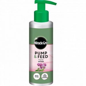 MIRACLE GRO PUMP & FEED ORCHID 200ml