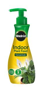 MIRACLE GRO INDOOR PLANT FOOD CONC 236ml