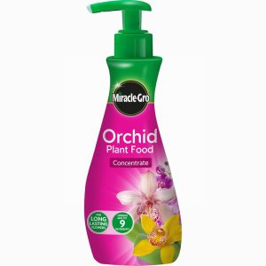 MIRACLE GRO ORCHID PLANT FOOD CONC 236ml