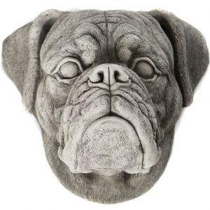 BOXER DOG PLAQUE
