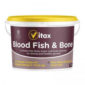 BLOOD, FISH & BONE TUB 10kg