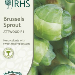 RHS BRUSSELS SPROUT ATTWOOD F1