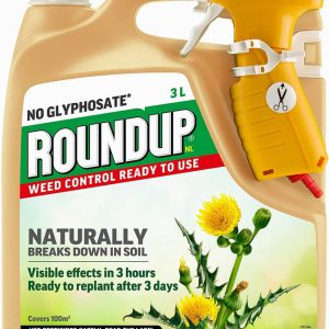 ROUNDUP NATURAL WEED CONTROL 3L