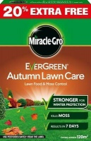 EVERGREEN AUTUMN LAWN CARE 100m +20% EXTRA FREE
