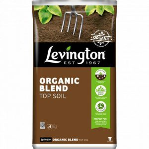 LEVINGTON ORGANIC BLEND TOP SOIL 20L