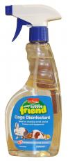 BOB MARTIN MY LITTLE FRIEND SMALL ANIMAL CAGE DISINFECTANT 500ml