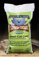 SMART CAT WOOD BASED LITTER 15L