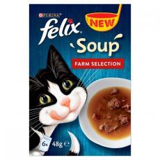 FELIX SOUP FARM SELECTION 6x 48g