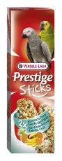 VL PRESTIGE PARROT STICKS EXOTIC FRUIT 2PK
