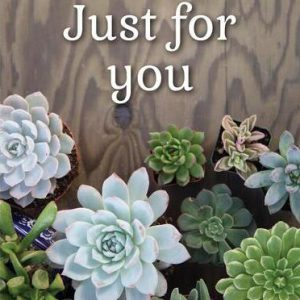 EARLSWOOD £40 GIFT VOUCHER WITH SUCCULENTS CARD