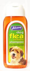 JVP DOG FLEA CLEANSING SHAMPOO 200ml