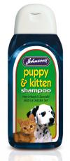JVP PUPPY & KITTEN SHAMPOO 200ml
