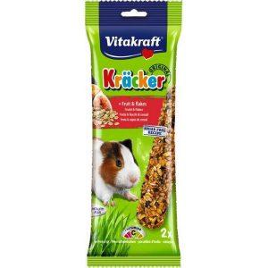 VITAKRAFT KRÄCKER® GUINEA PIG FRUIT-FLAKES 2 PACK
