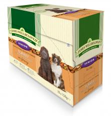 JWB SENIOR DOG POUCHES TURKEY 150g