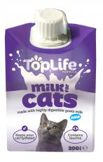TOPLIFE FORMULA CAT MILK 200ml