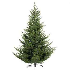180cm NORWAY SPRUCE PS HINGED TREE – GREEN