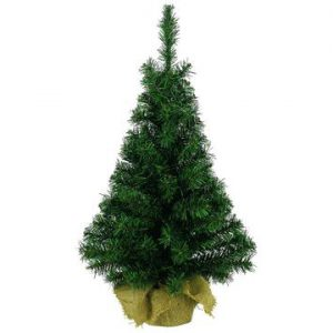 45cm IMPERIAL MINI TREE FOLDED – GREEN