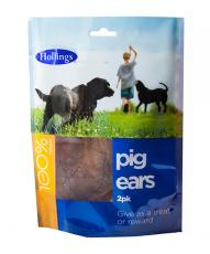HOLLINGS PIGS EARS 2PACK