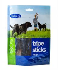 HOLLINGS STICKS TRIPE 100g